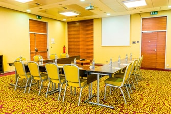 Pilsen hotel meeting room