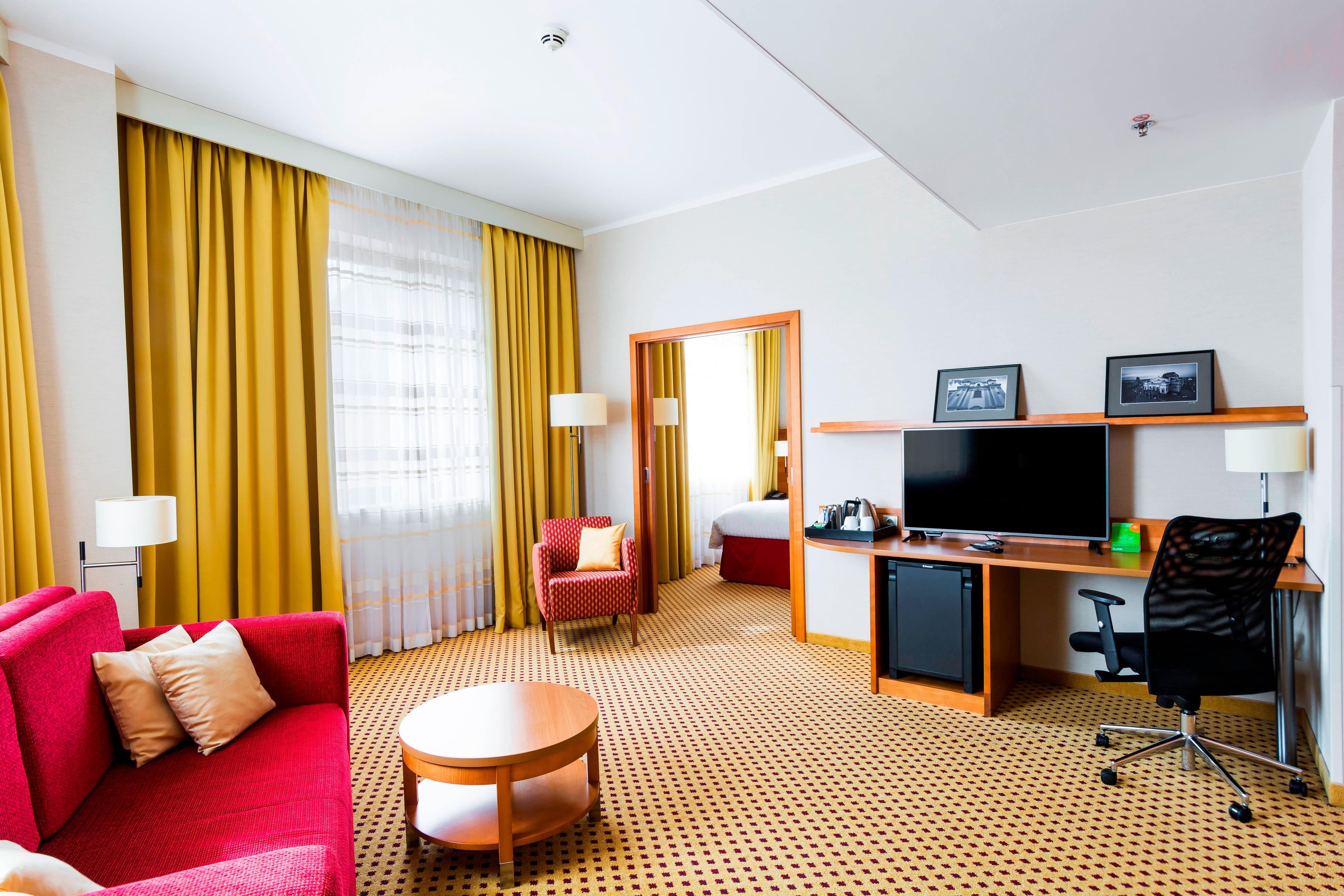 Pilsen hotel studio suite