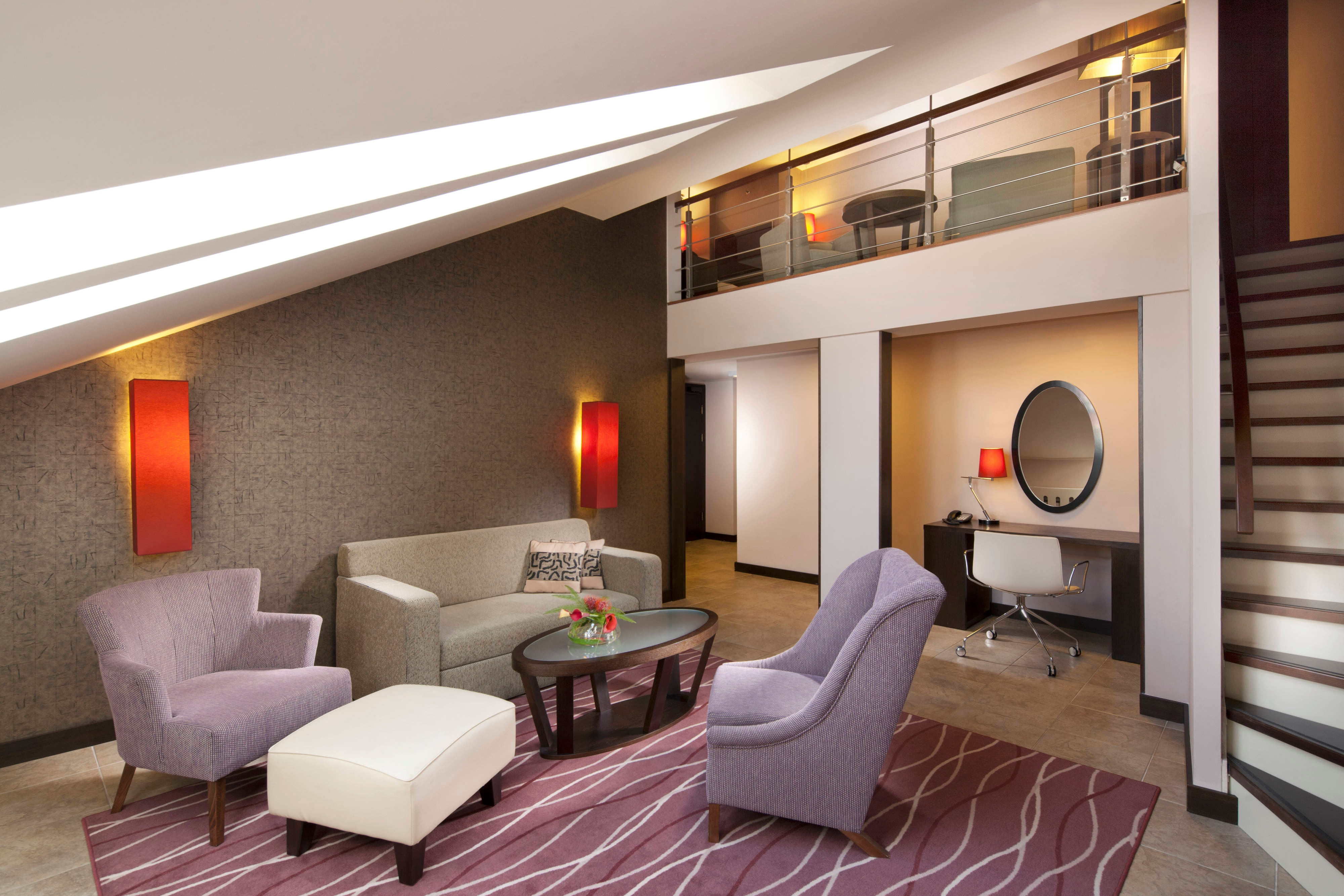Club Duplex Suite