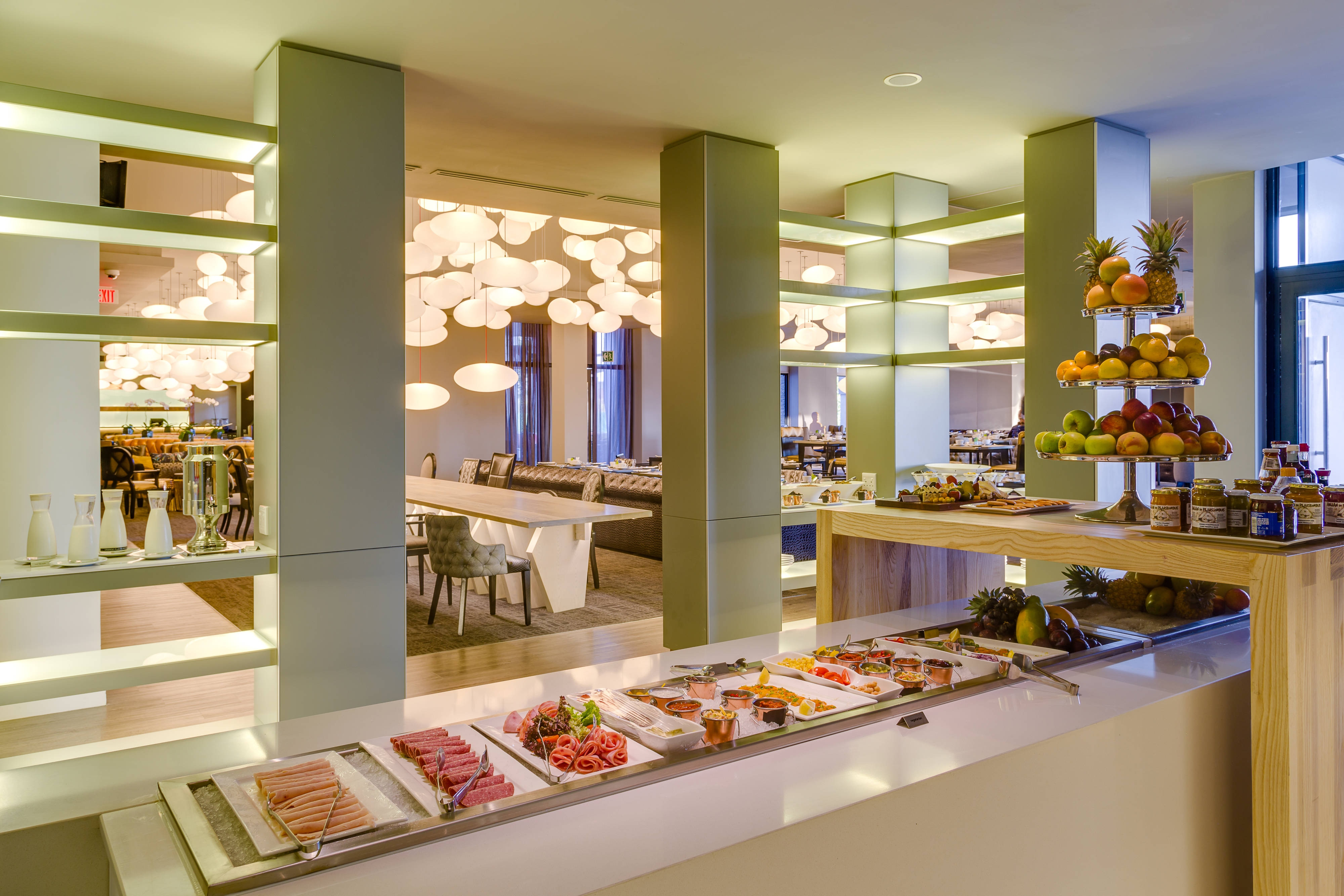 Fire & Ice! Menlyn Restaurant Breakfast Buffet