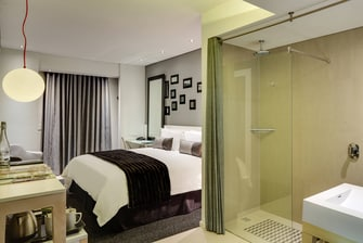 Fire & Ice! Menlyn Guest Room