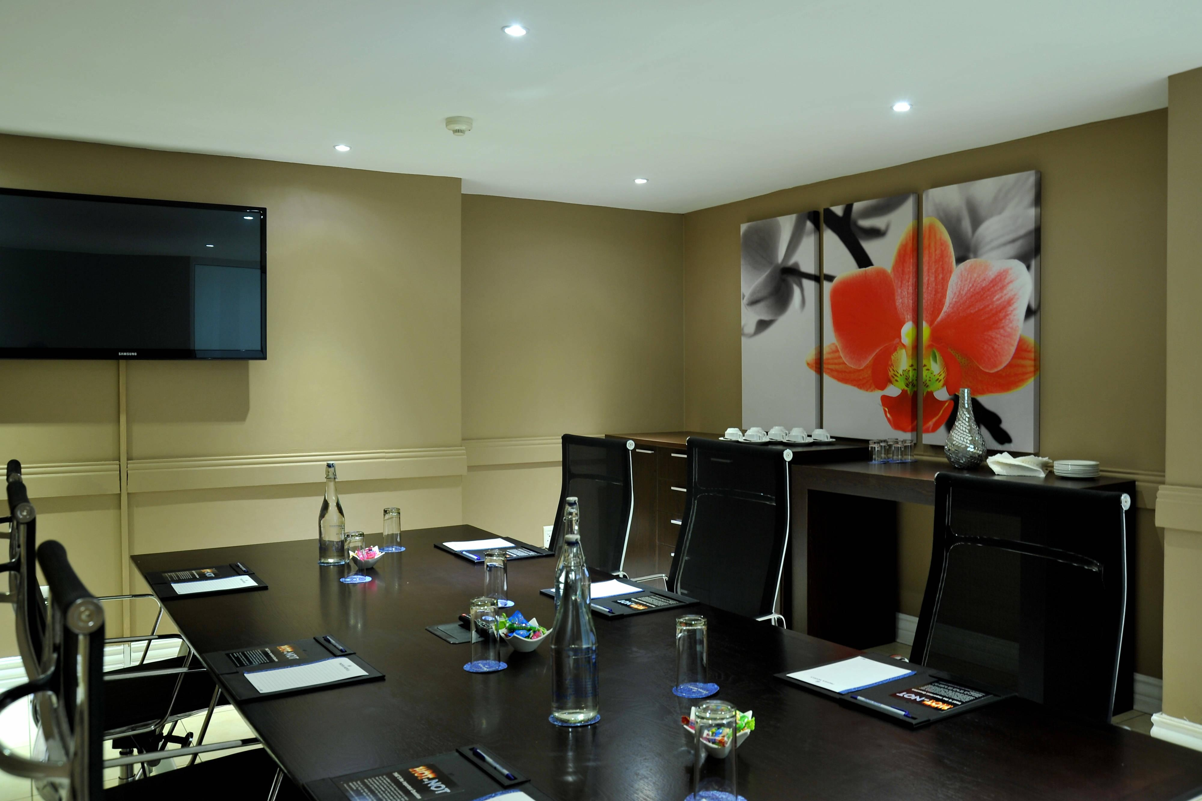 Protea Hotel Centurion meeting room
