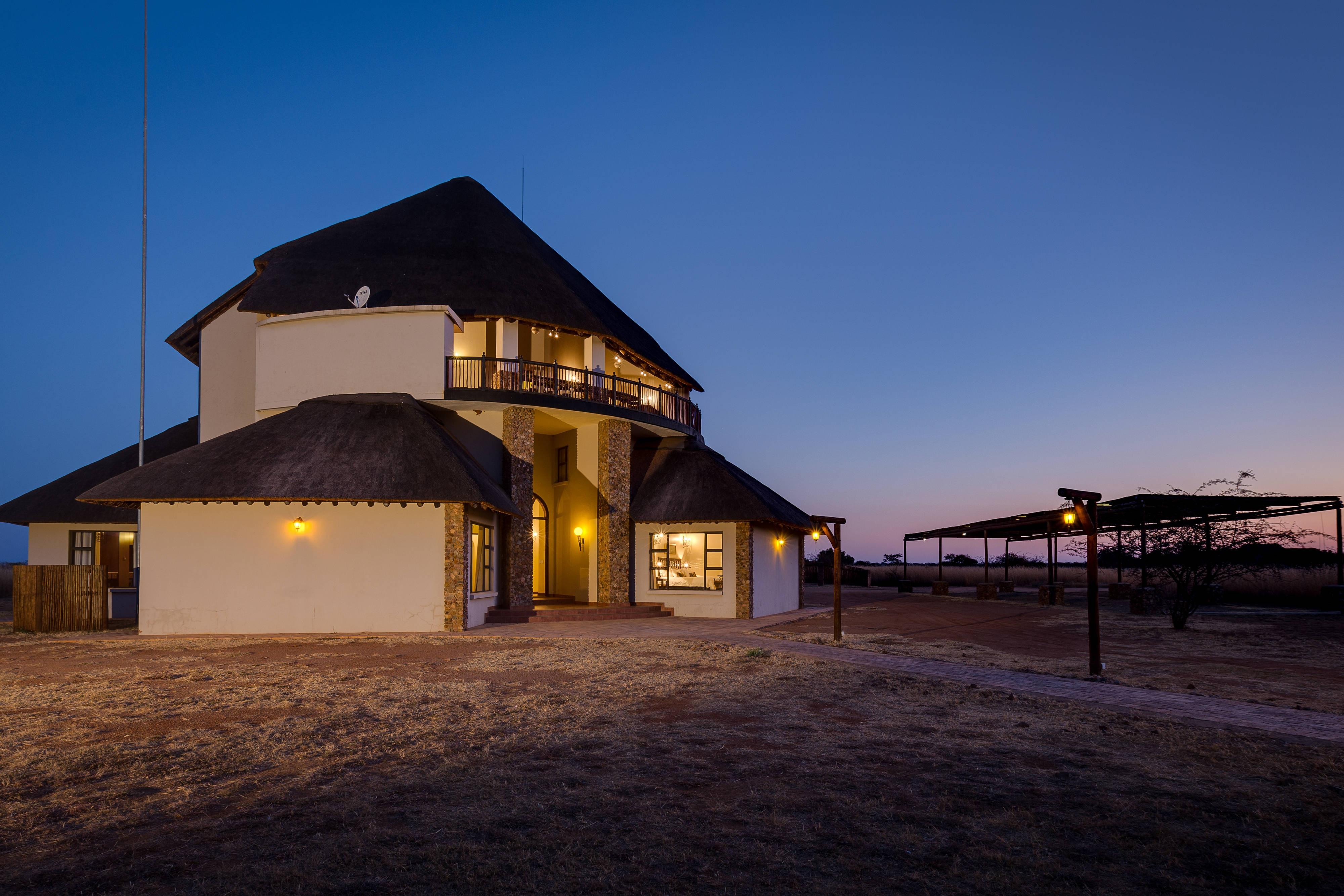 Eagles Nest – Haus mit acht Schlafzimmern