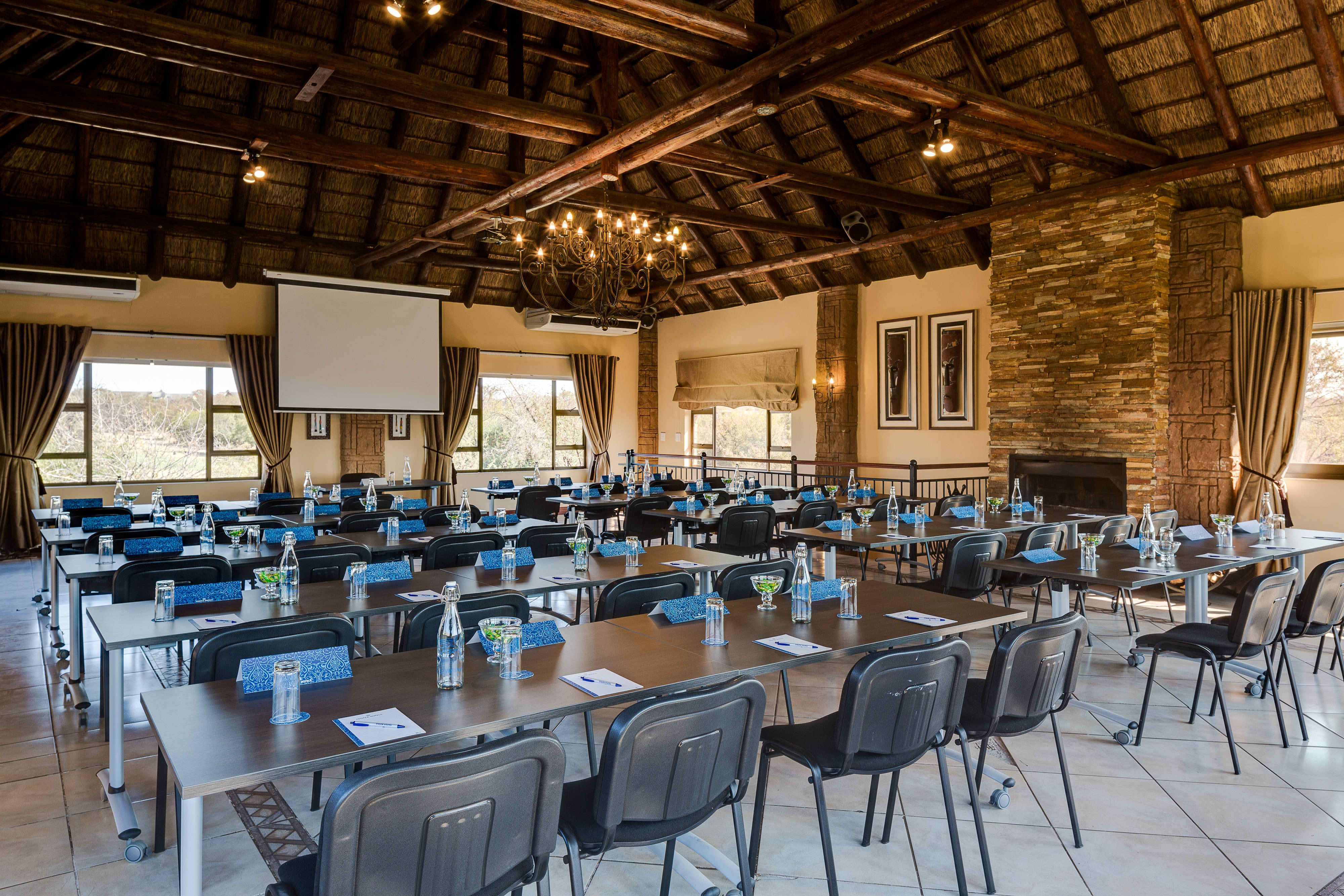 Nyala Nook Meeting Room