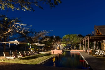 Waterberg Lodge-Night
