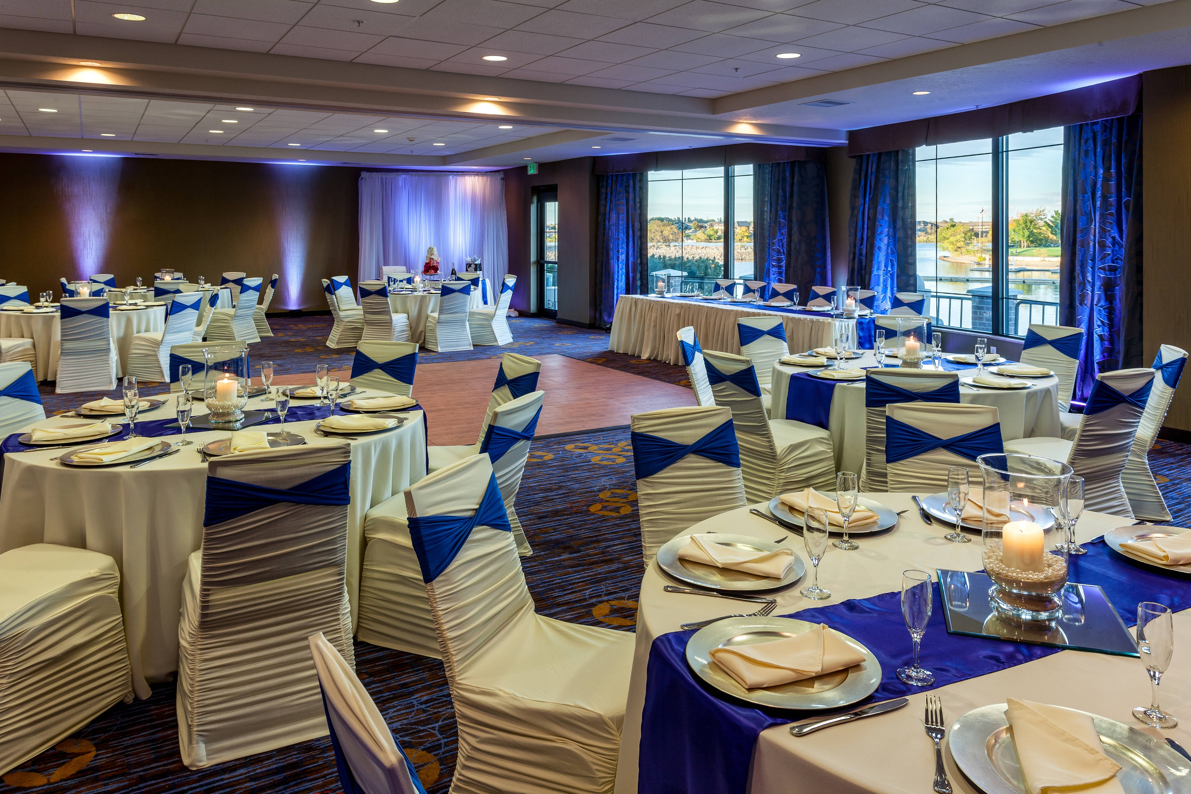 Weddings at Courtyard Richland