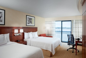 Richland Washington Hotel Water View Room