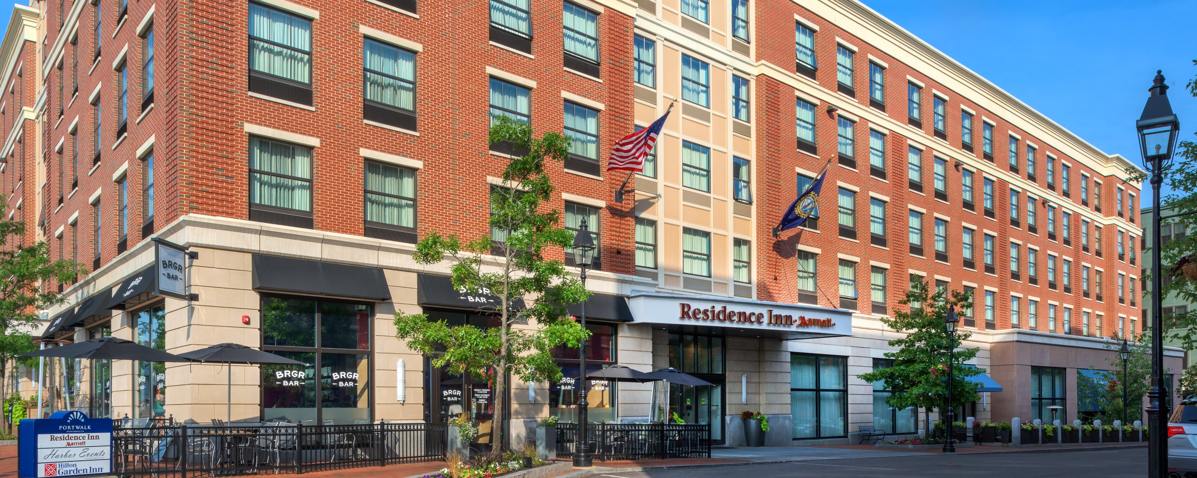 Residence Inn Portsmouth Downtown Waterfront Portsmouth Hotel Facts