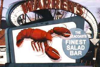 Warren's Lobster House Restaurant