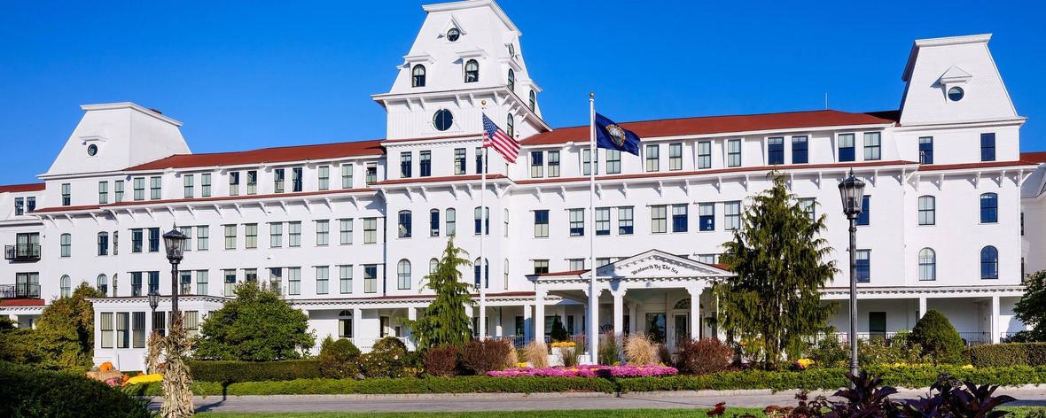 New Castle, NH Luxury Hotels | Wentworth by the Sea, A Marriott Hotel & Spa