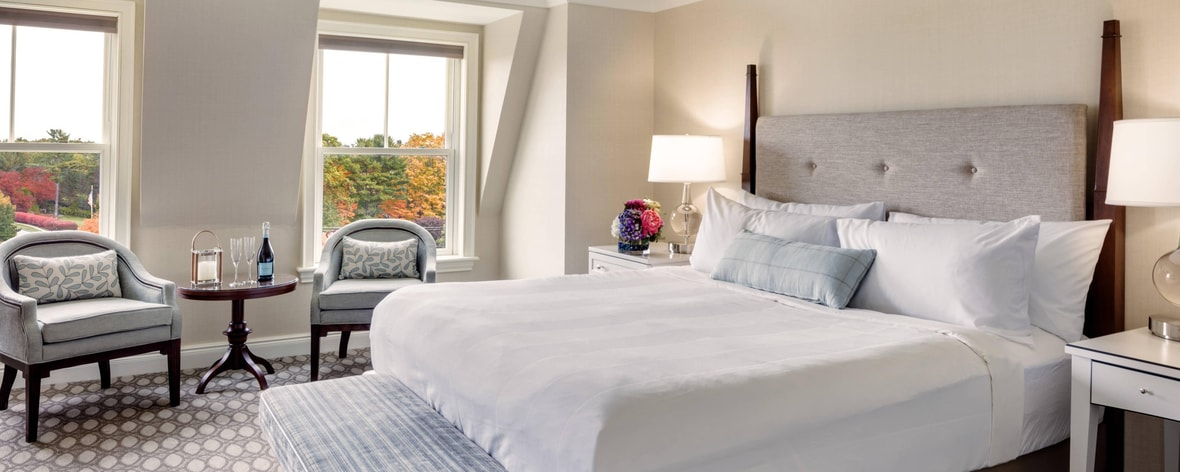 New Castle Nh Luxury Hotels Wentworth By The Sea A