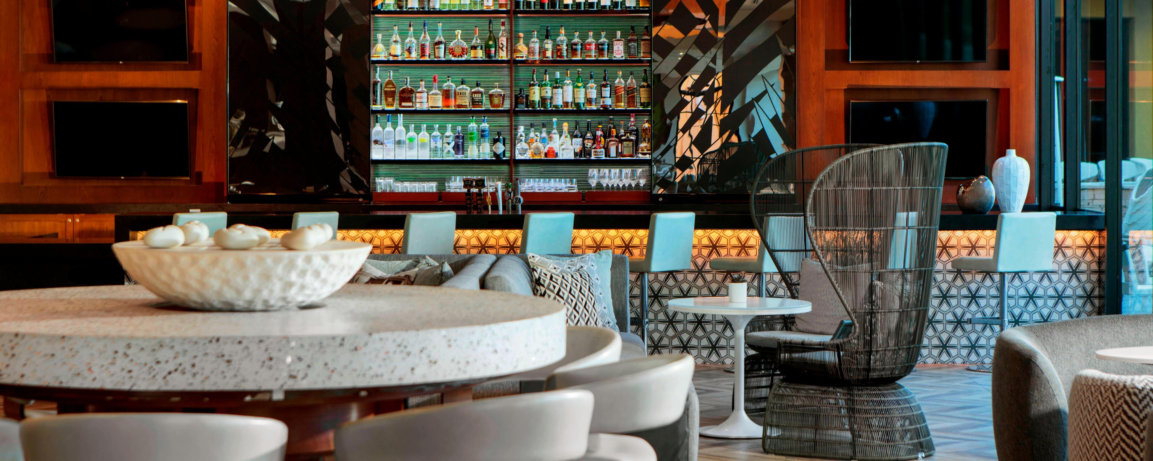 Downtown Palm Springs Restaurants And Dining Renaissance