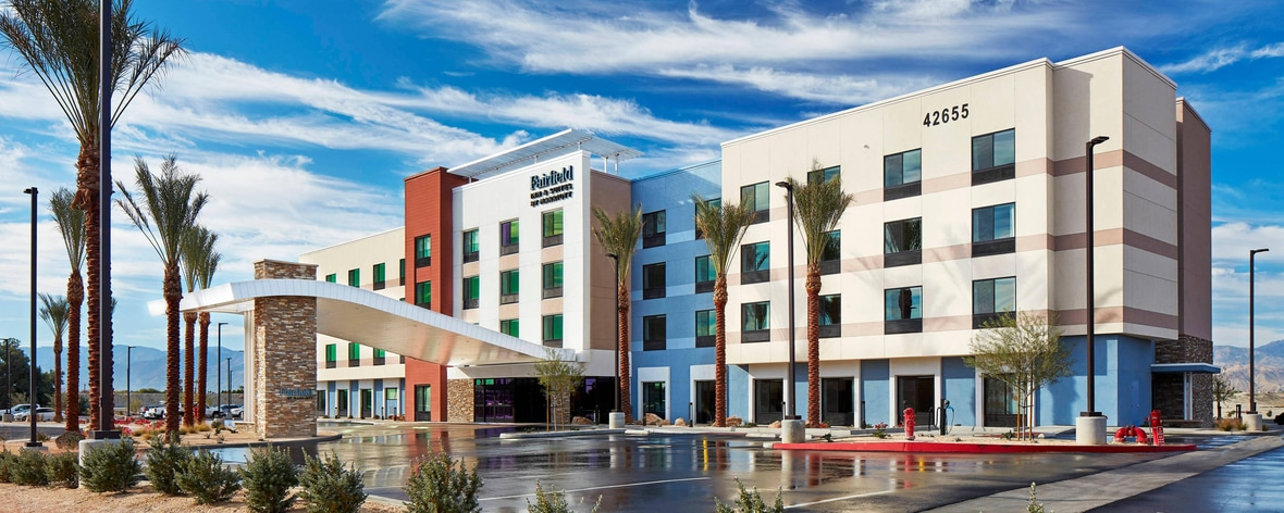 business hotel in indio fairfield inn suites indio. Black Bedroom Furniture Sets. Home Design Ideas