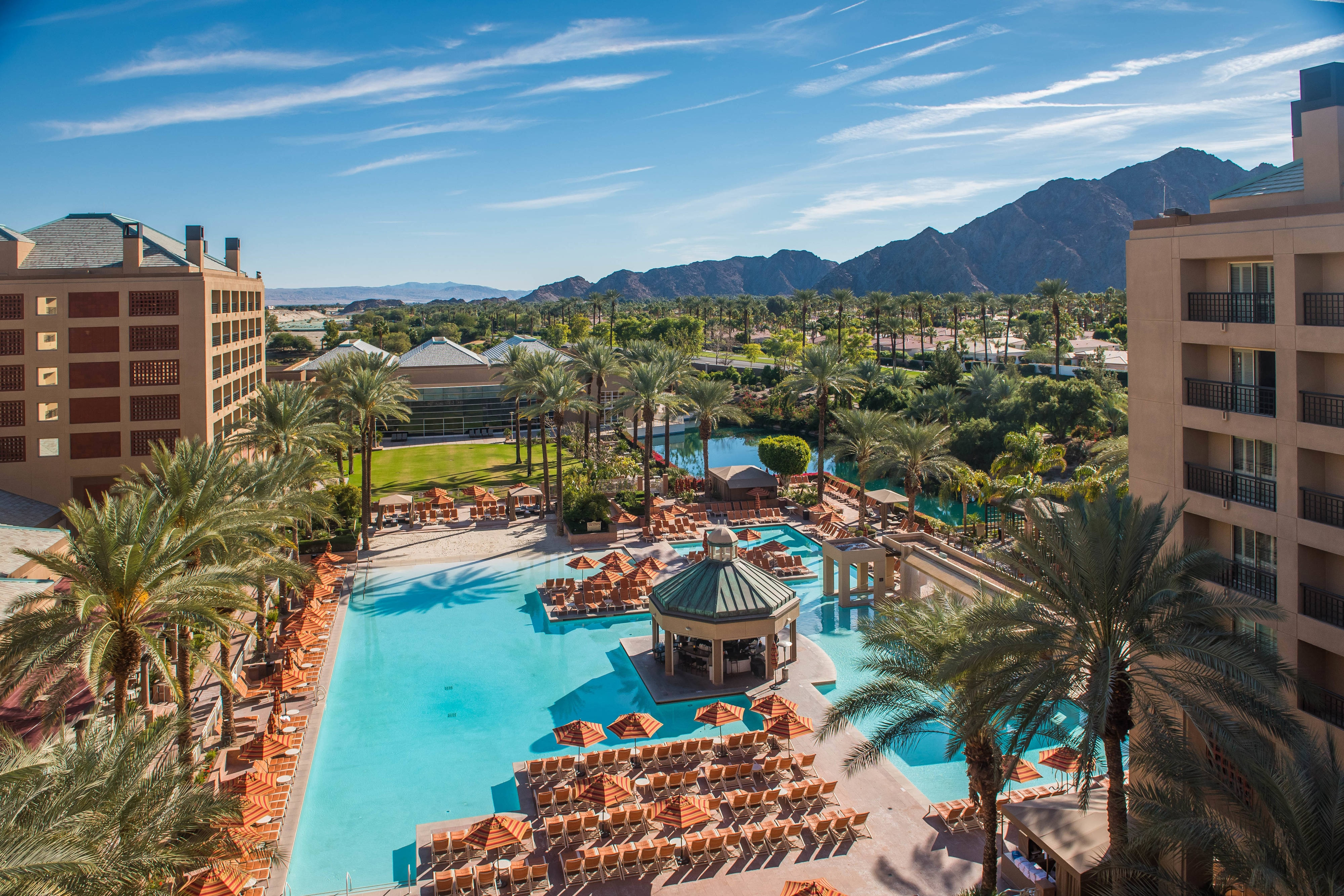 Indian Wells Hotel Accommodations