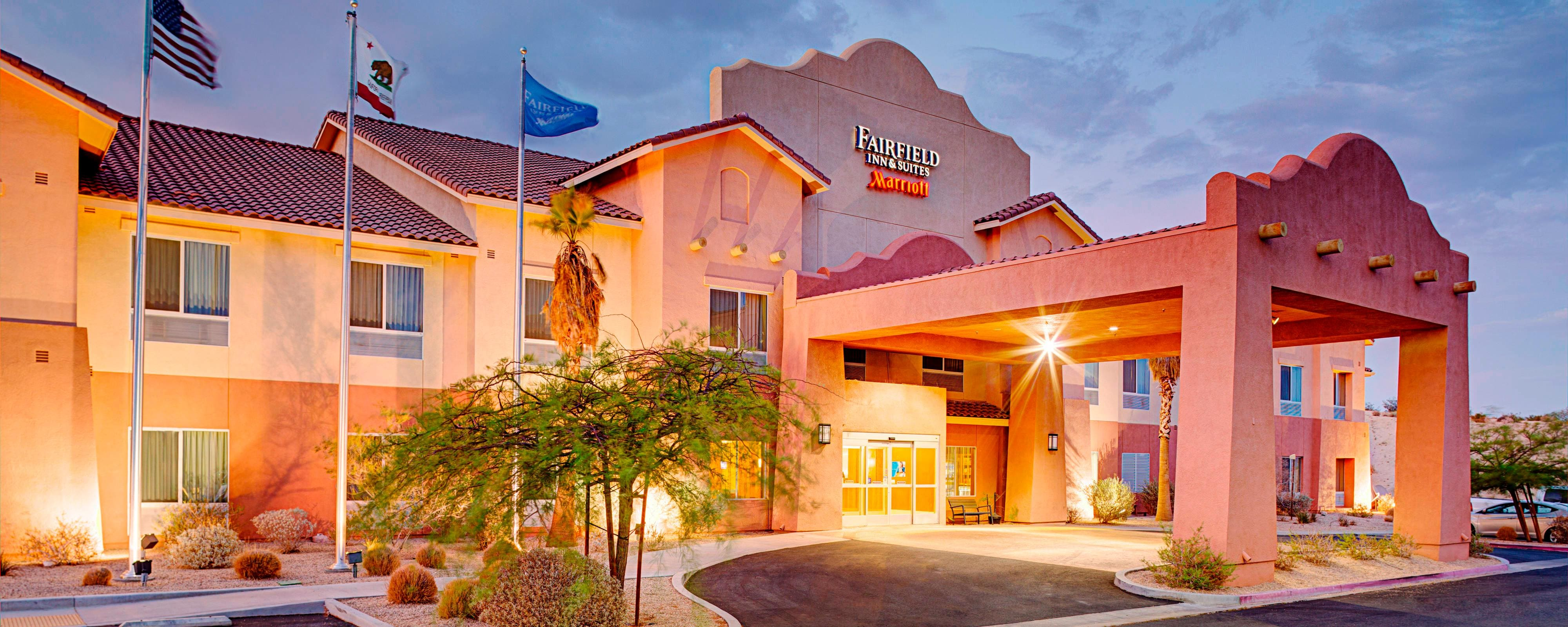 Hotel Amenities & Contact Information | Fairfield Inn