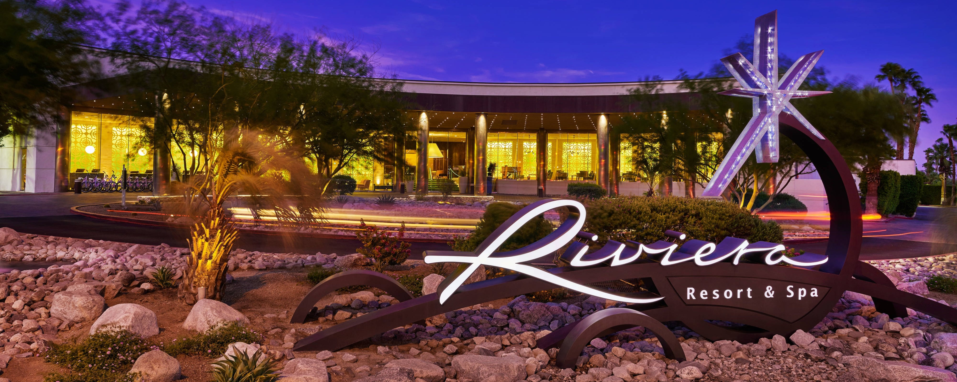 Palm Springs Resorts >> Palm Springs Hotels The Riviera Palm Springs A Tribute Portfolio
