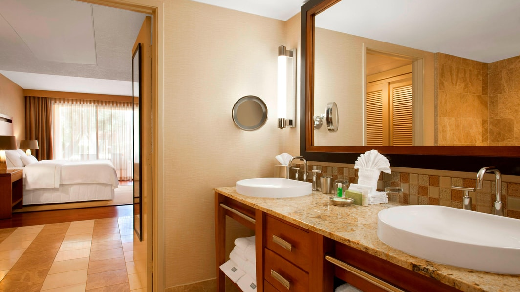 Suite Presidencial - Baño