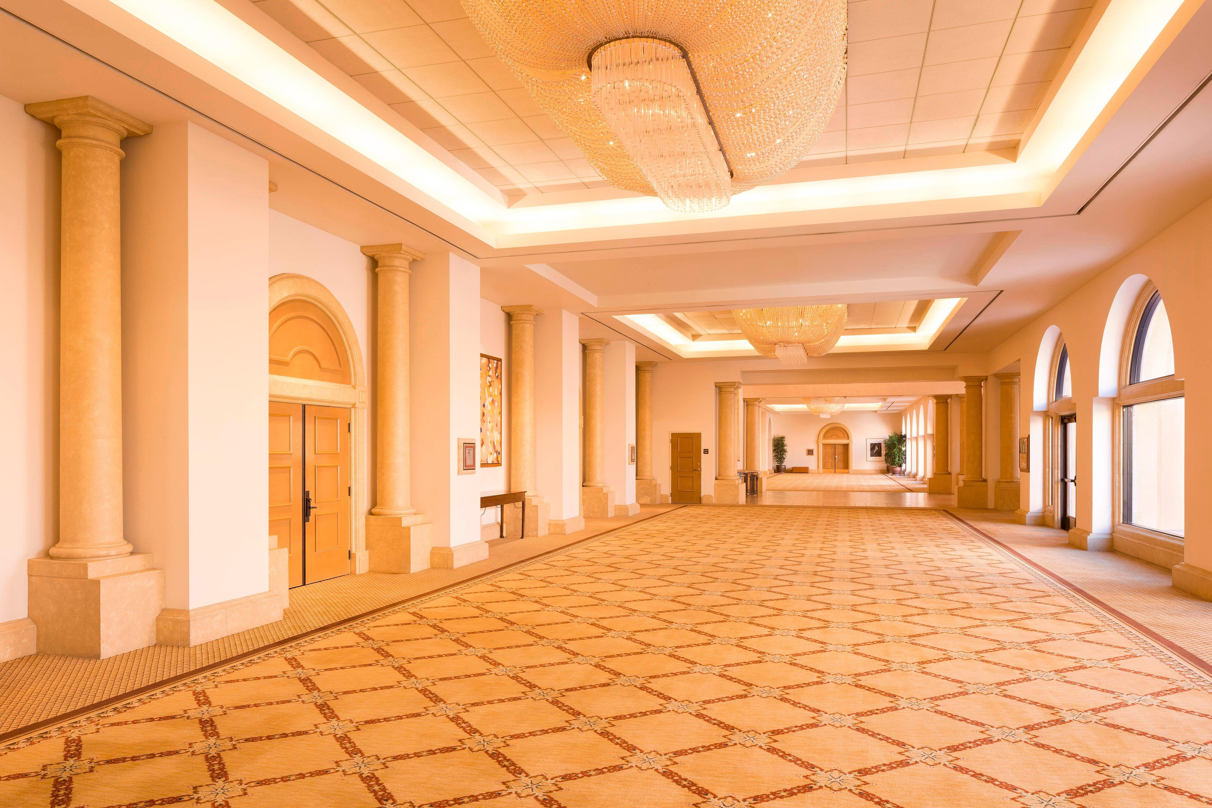 Celebrity Ballroom Foyer
