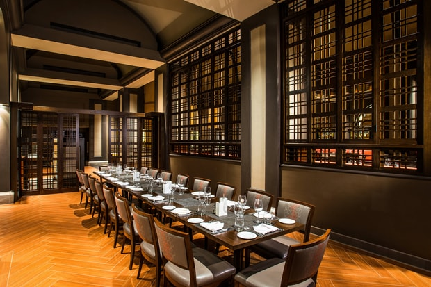 Pinzimini Private Dining Room