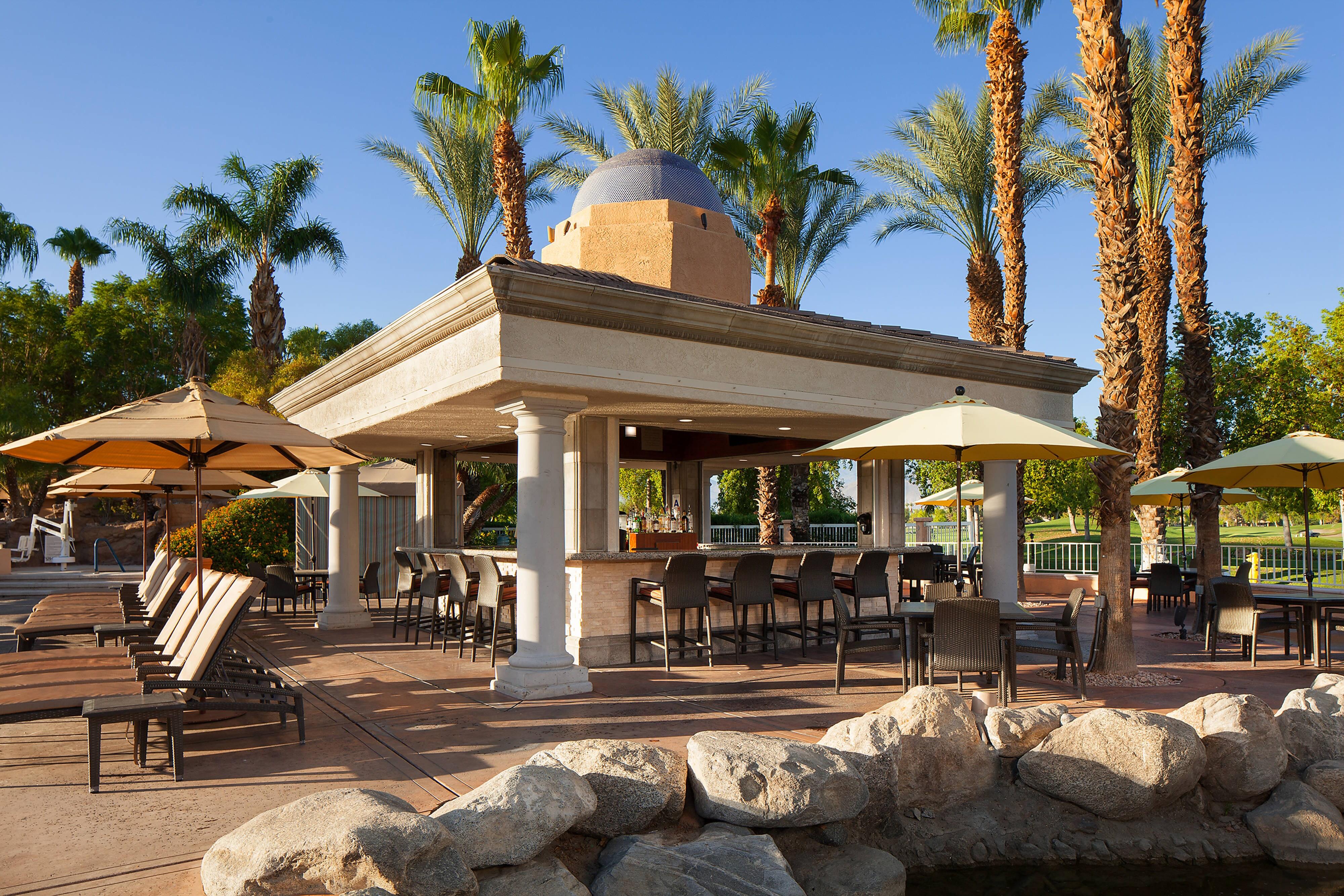 Main Pool Bar