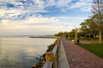 Mobile Bay Boardwalk