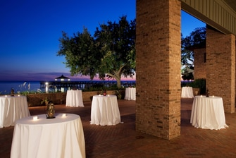 Alabama Gulf Coast Ballroom Patio