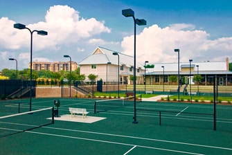 Gulf Coast Tennis Facility