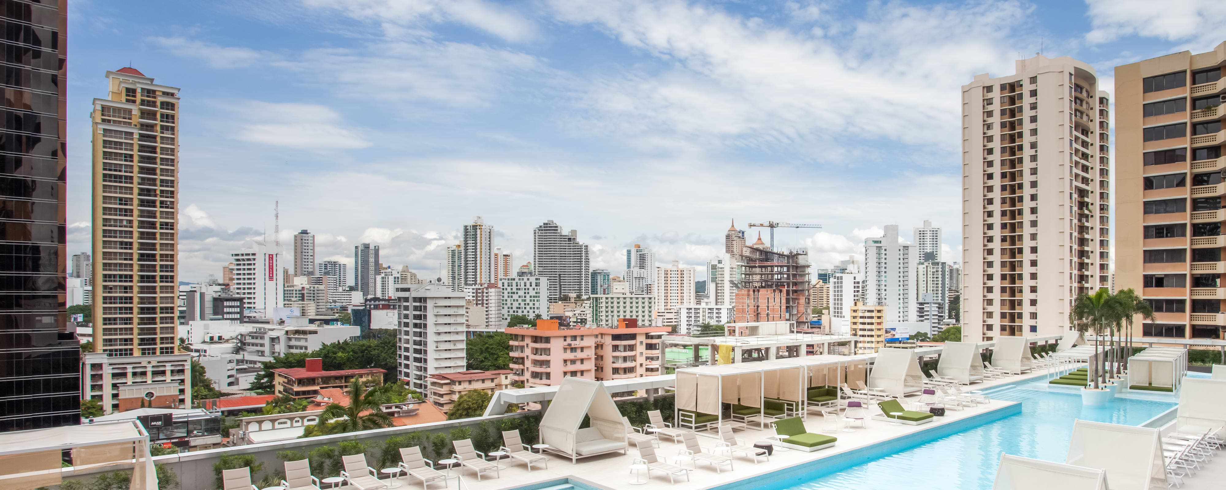 Hotel mit Pool in Panama City