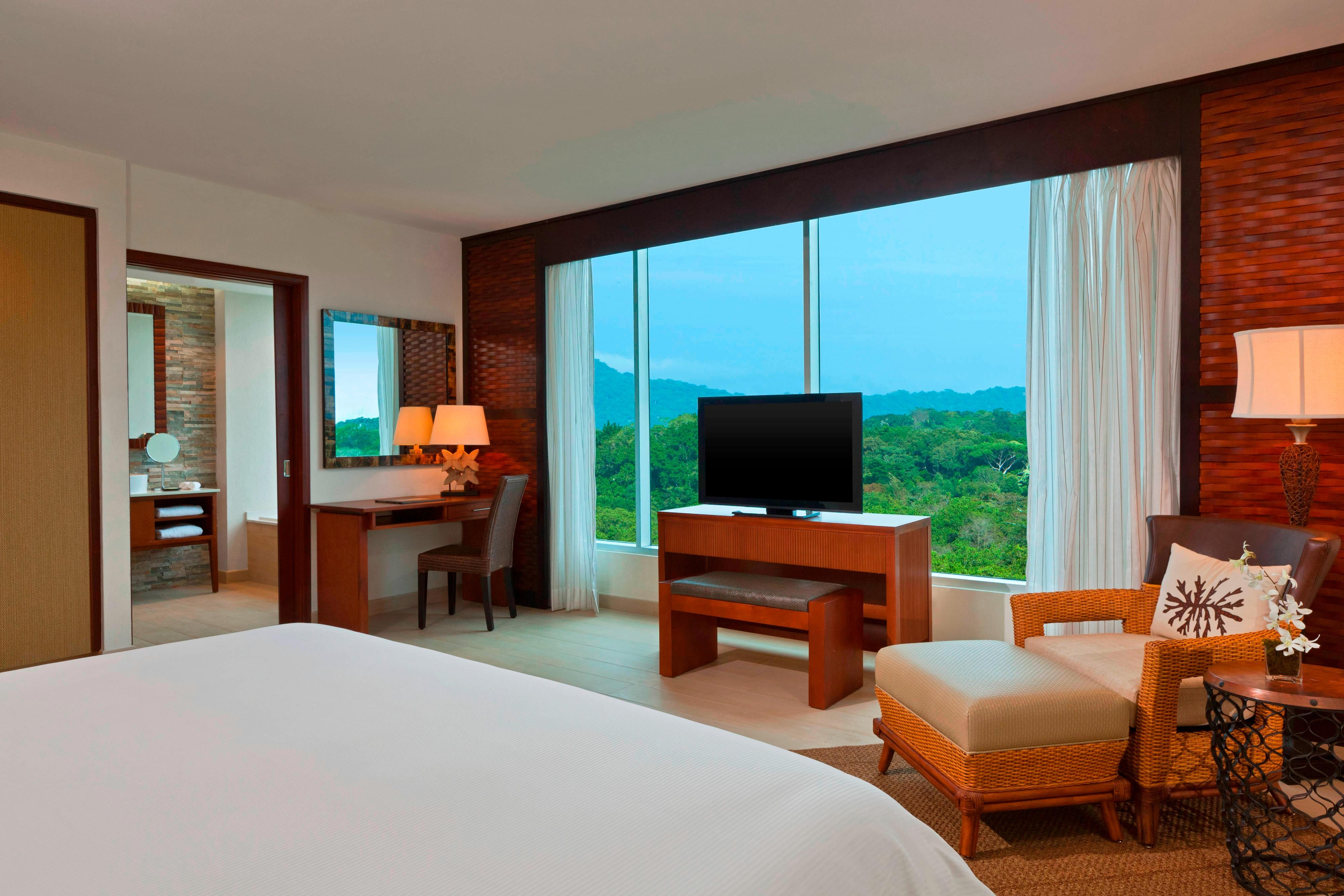 Deluxe Green View Room - King Guest Room