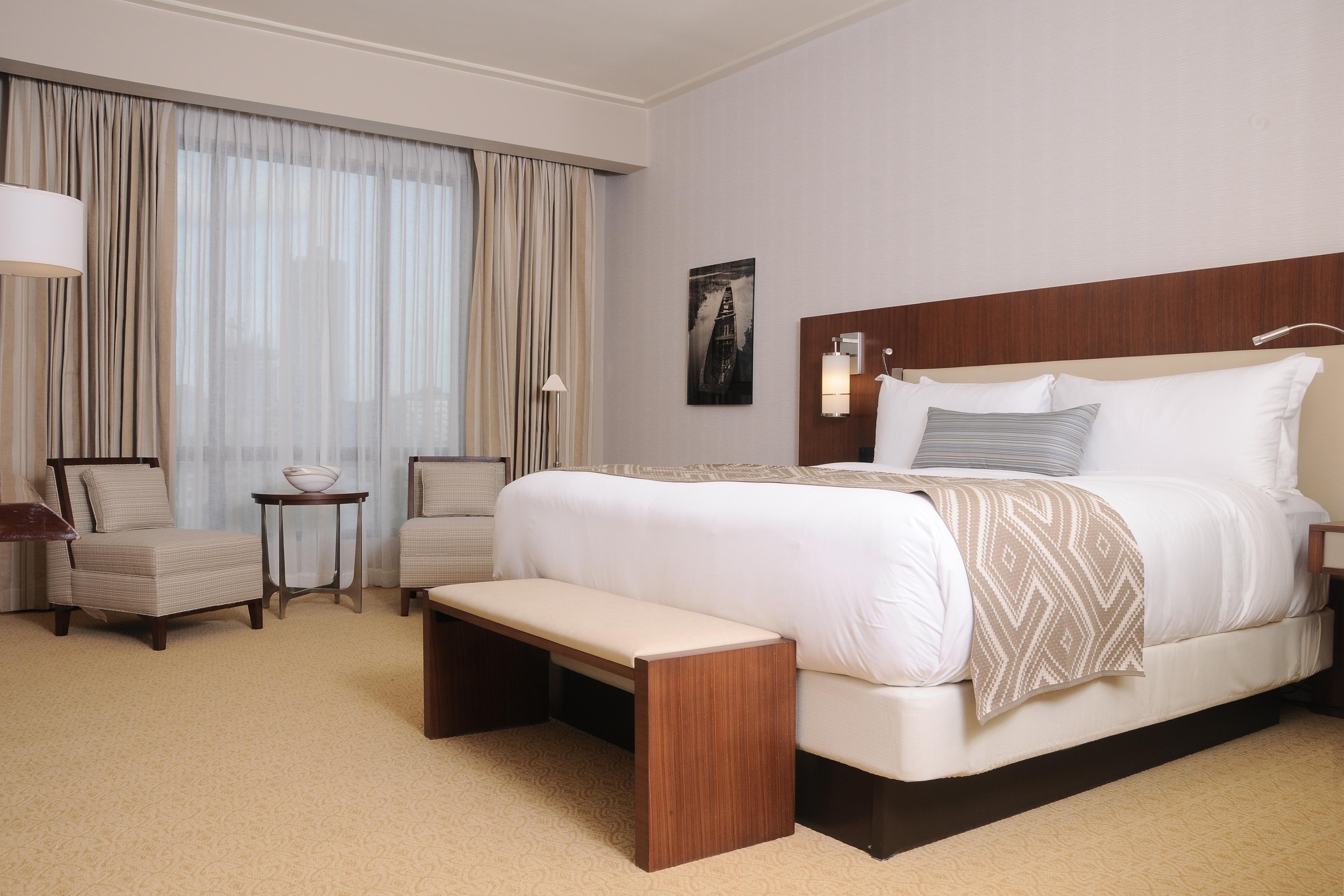 Suite Grand con cama tamaño King