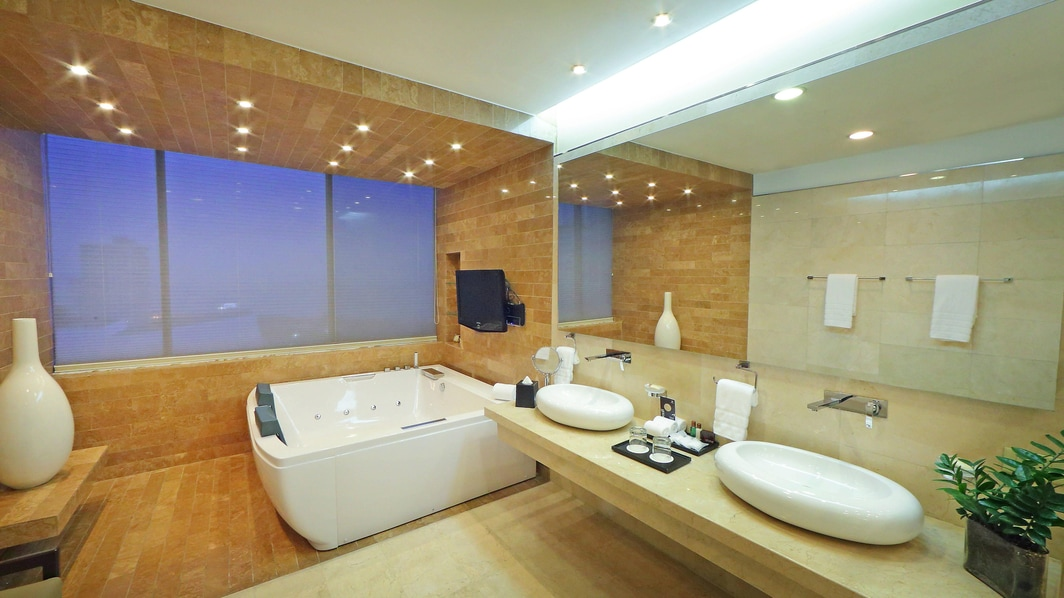 Suite Presidential Bathroom