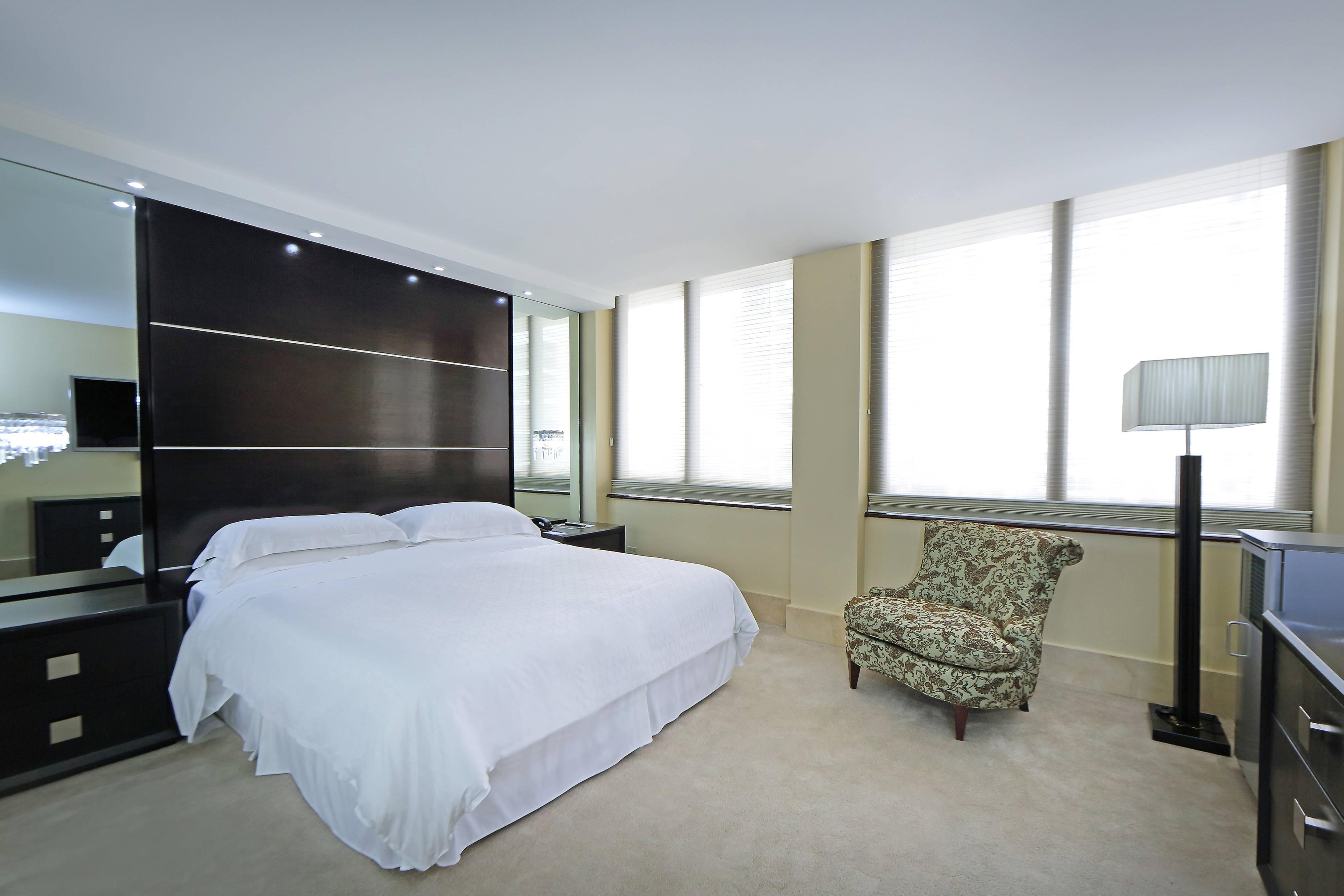 Imperial Suite with King Guest Room