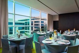 Topaz Banquet Shape