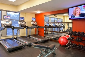 Courtyard Pueblo Fitness Center