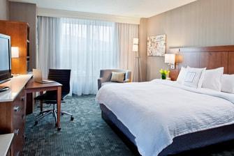 Pueblo Colorado Hotel Guest Room
