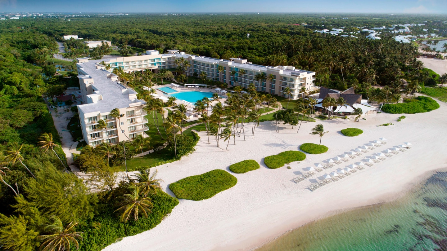 Punta Cana Resorts >> Wellness Hotel In Punta Cana The Westin Puntacana Resort Club
