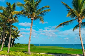 La Cana Golf Course, hoyo 5