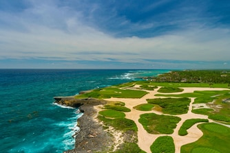 Corales Golf Course, hoyo 9