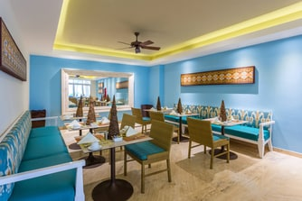 Anani indoor Dining Area
