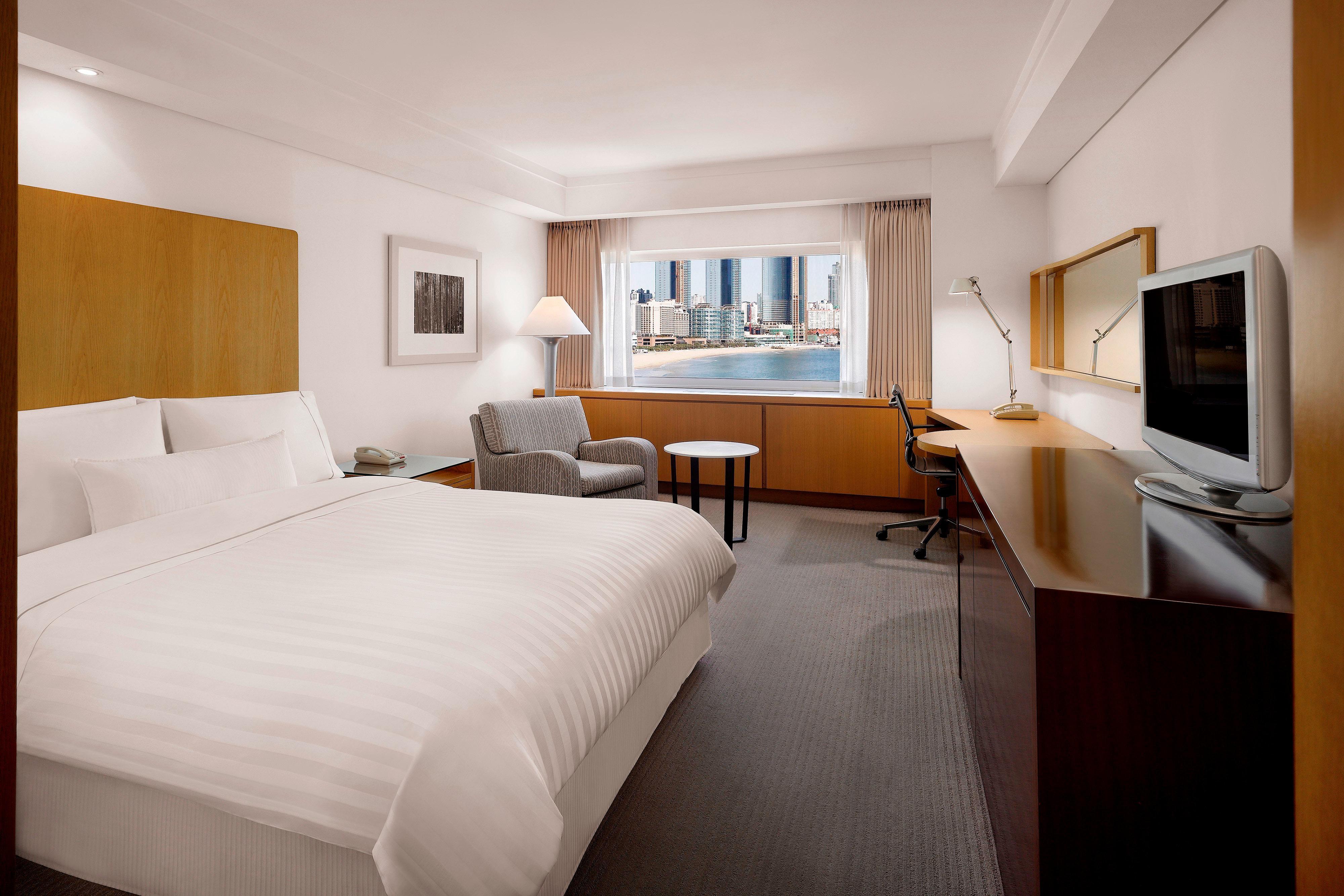 Suite Deluxe en front de mer avec lit queen size