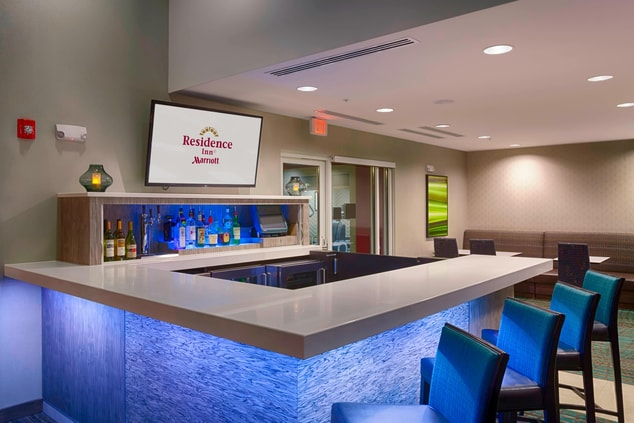 Residence Inn Pullman, Washington Extended Stay Hotel Lounge and Bar