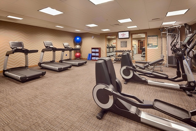 Residence Inn Pullman, Washington Extended Stay Hotel Fitness Center
