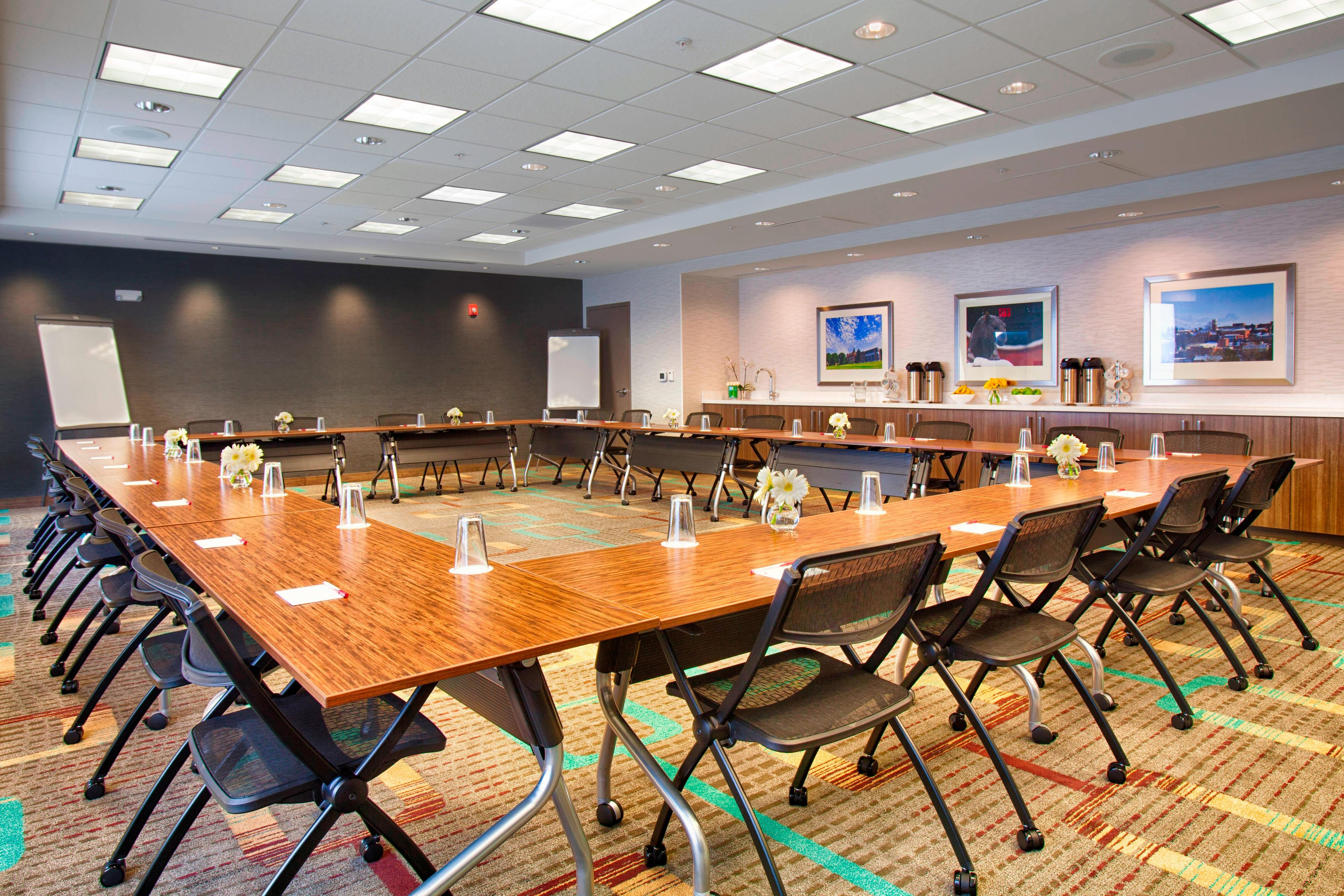 Residence Inn Pullman, Washington Extended Stay Hotel Meeting Room