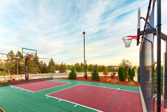 Residence Inn Pullman, Washington Extended Stay Hotel Sport Court