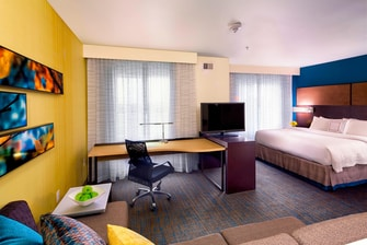 Residence Inn Pullman, Washington Extended Stay Hotel King Studio Suite
