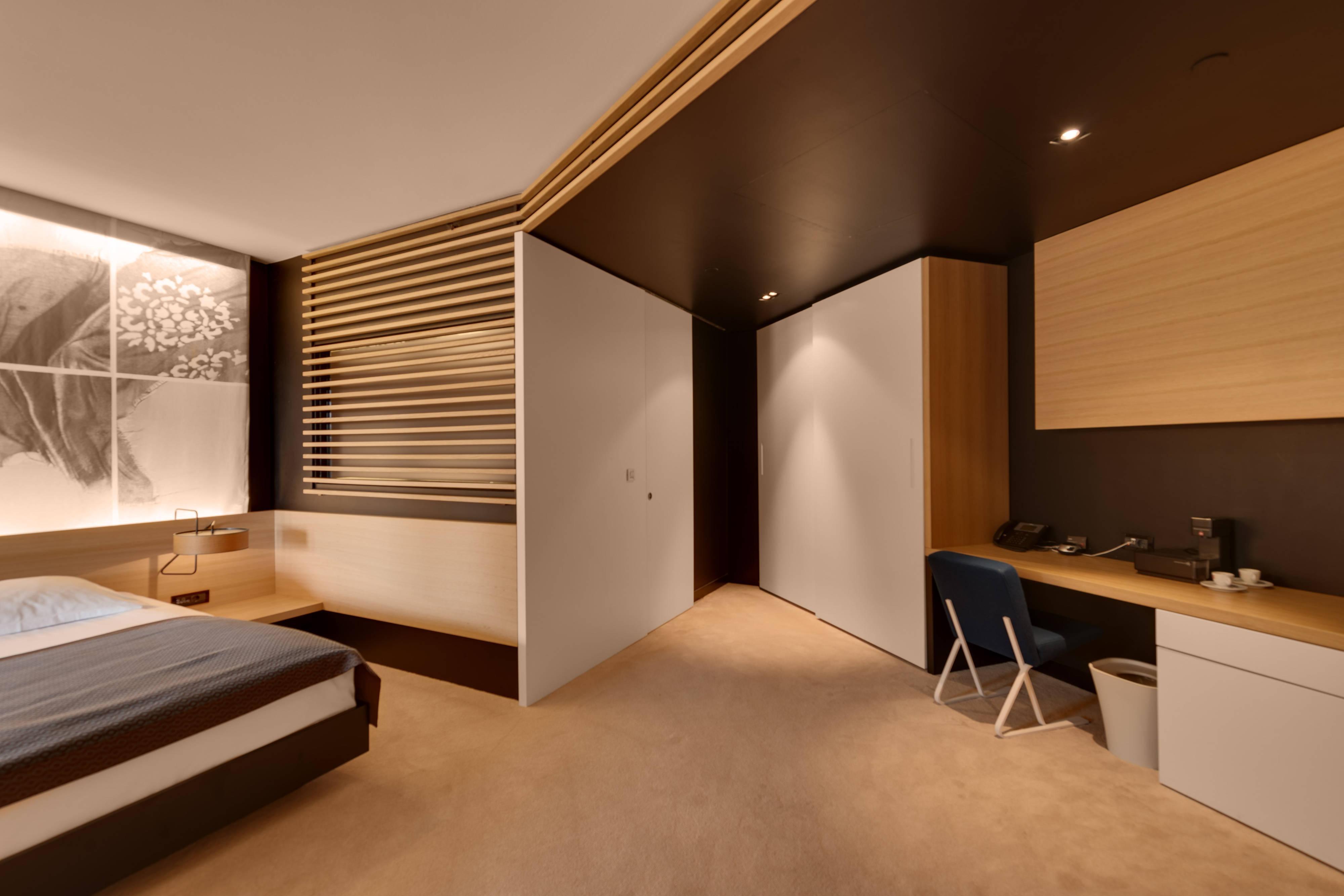 Galerie Suite - Schlafzimmer