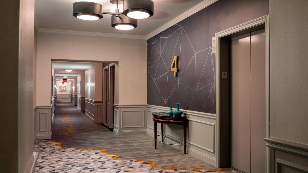 Renovated Corridors