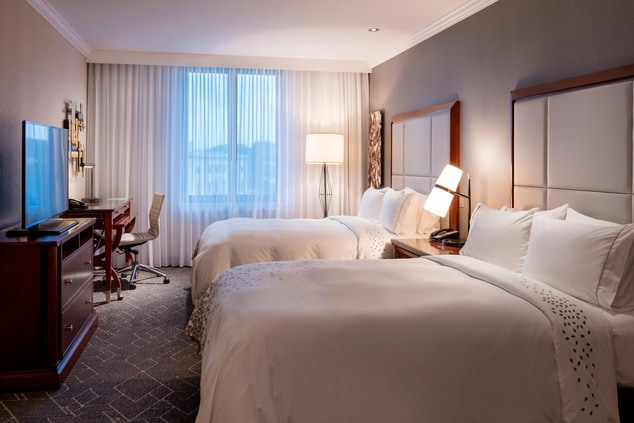 Standard, Club and Deluxe rooms