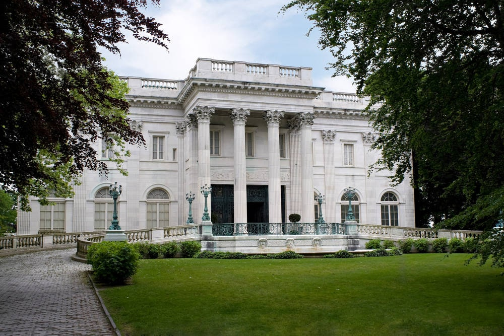 The Marblehouse Mansion