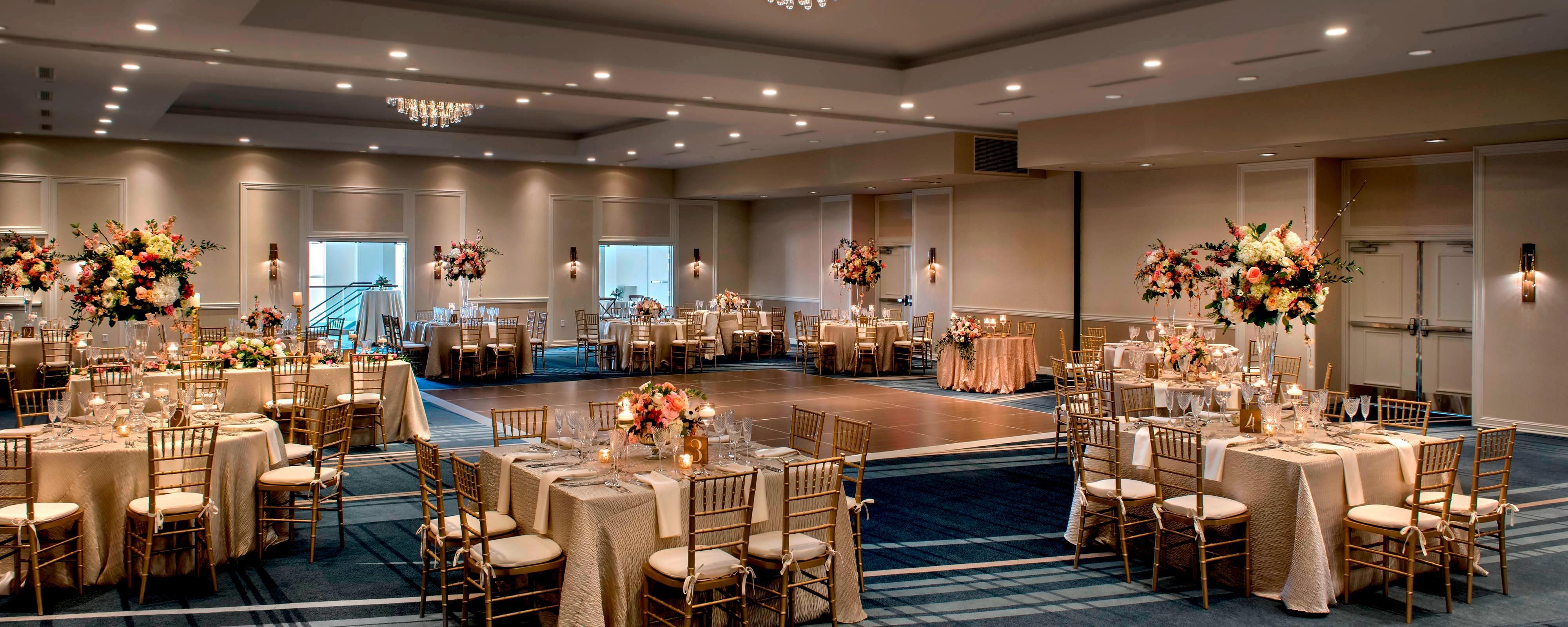 Wedding Reception Venues Newport Ri Newport Marriott